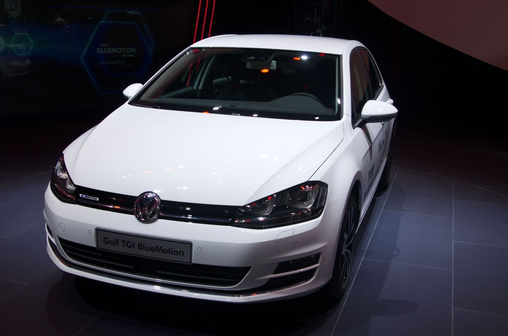 Volkswagen Golf TGI BlueNotion