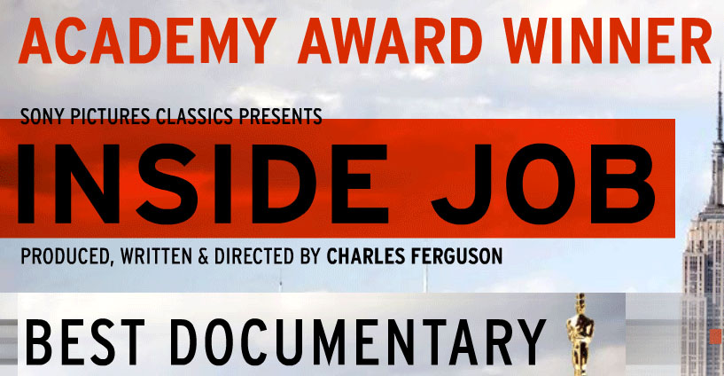 Inside Job, un documental sobre la crisis global