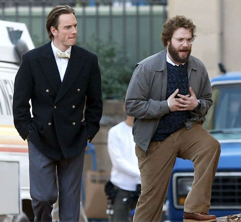 Michael Fassbender interpreta a Jobs